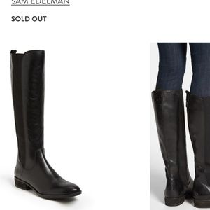 sam edelman paradox boot - Size 10